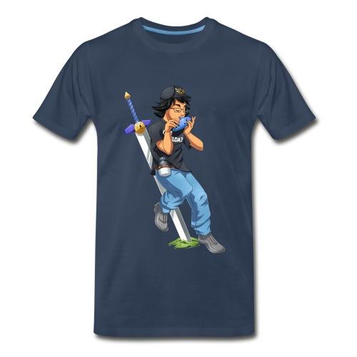 The ZeldaMaster T-Shirt - Men's Premium T-Shirt
