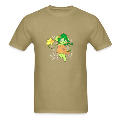 Chibi Mayflower - Men's T-Shirt