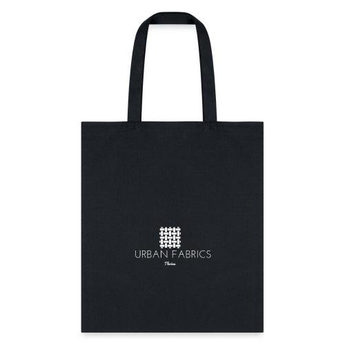 Urban Fabrics (WHT) - Tote Bag
