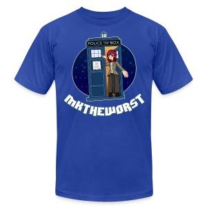 MKtheDoctor (Men's) - Men's Fine Jersey T-Shirt