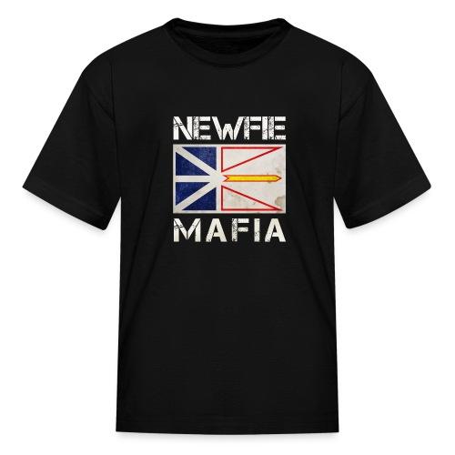 Newfie Mafia Kids - Kids' T-Shirt