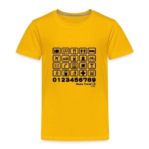 Point in Travel - Toddler Premium T-Shirt