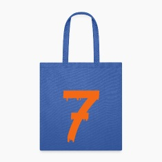 lucky number seven Bags & backpacks