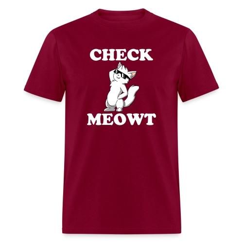 Cool Cat - Men's T-Shirt