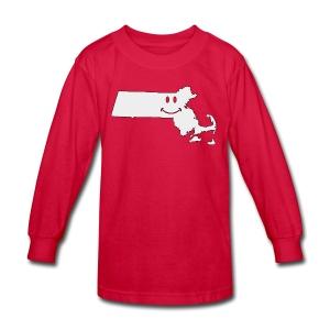Happy Mass - Kids' Long Sleeve T-Shirt