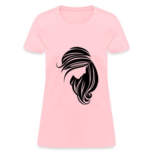 Long hair - Women's T-Shirt