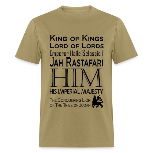 rasrafari - Men's T-Shirt