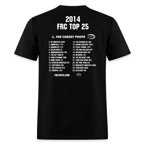 2014 Top 25 - Men's T-Shirt