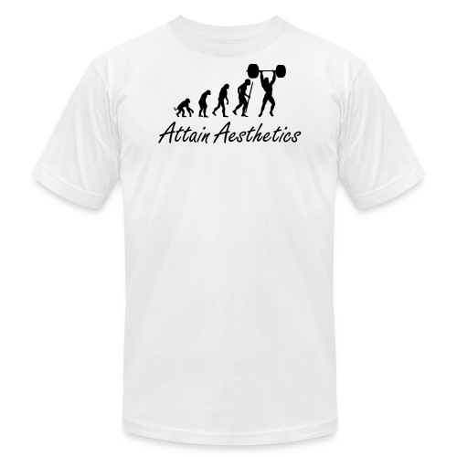 Life to Attain - Men's Fine Jersey T-Shirt