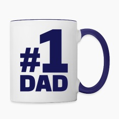 No. 1 Dad Bottles & Mugs