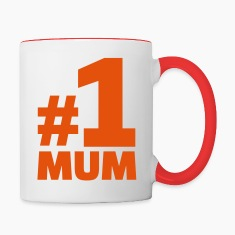 No. 1 Mum Bottles & Mugs