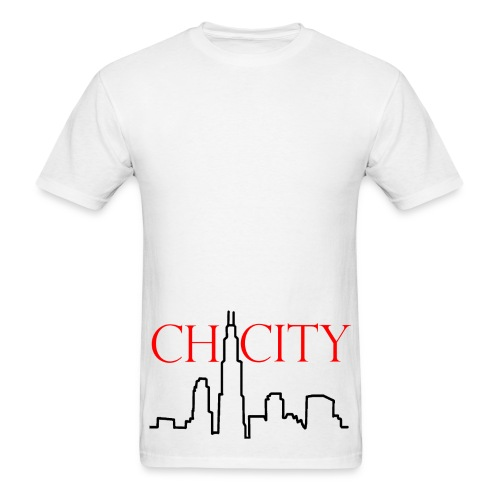 chicity - Men's T-Shirt