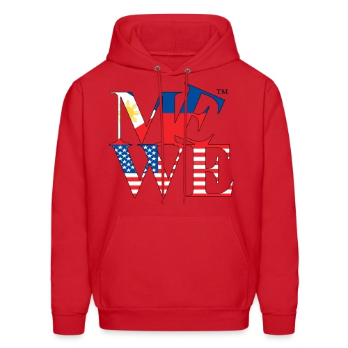 Me We Filipino Hoody - Men's Hoodie