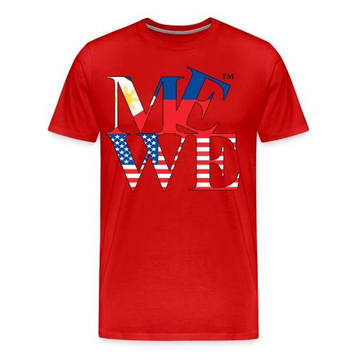 Me We Filipino Tee  - Men's Premium T-Shirt