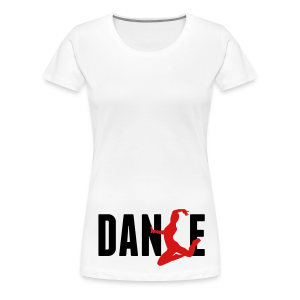 DANCE'd 2.. - Women's Premium T-Shirt