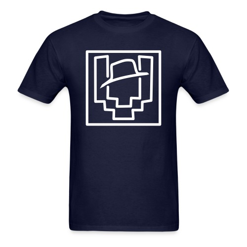 VanceCrafter Men's Logo Tee White - Men's T-Shirt