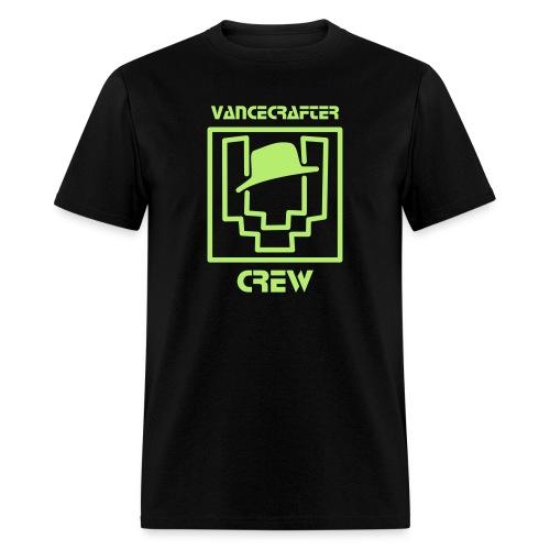 VanceCrafter Crew Men's Logo Tee Lime - Men's T-Shirt