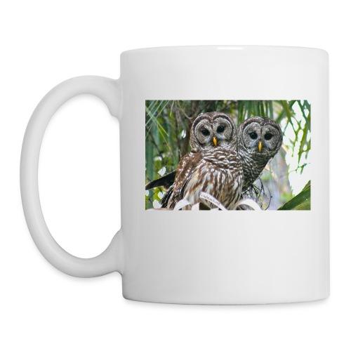 Two Image Coffee Mud, Boo plus Mom and Dad - Coffee/Tea Mug