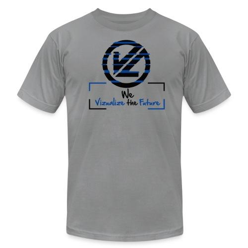 Motto Blue Variant - Men's Fine Jersey T-Shirt