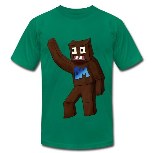Self-Drawn - Premium Quality Men's T-Shirt (American Apparel) - Men's  Jersey T-Shirt