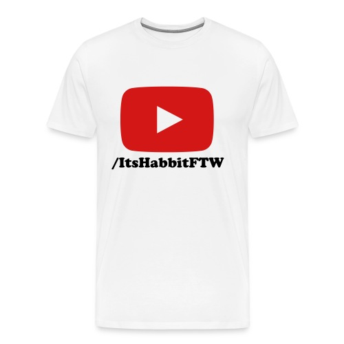 Official Habbit Wear - Men's Premium T-Shirt