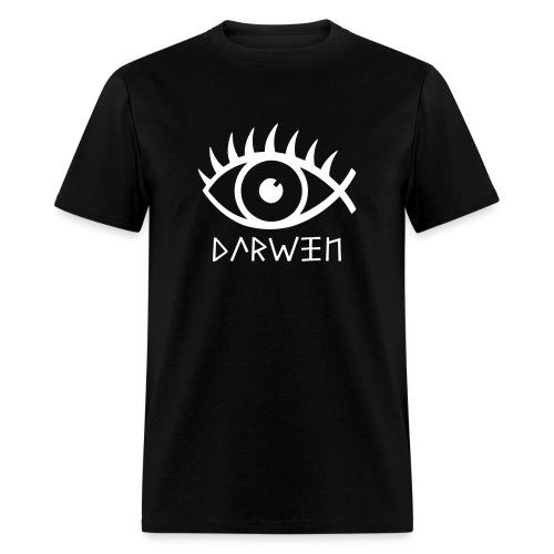 Darwin Fish Men's Tee - Men's T-Shirt