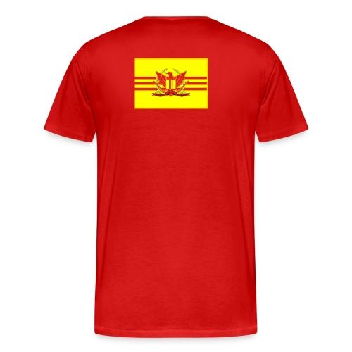 SOUTH VIETNAM - Men's Premium T-Shirt