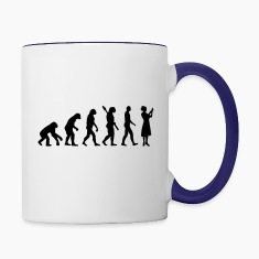 Evolution Nurse Bottles & Mugs