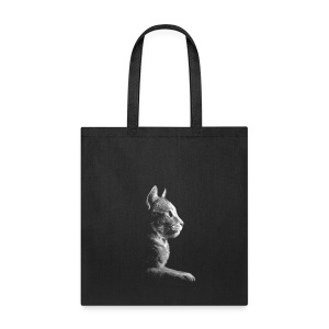 Kitty Silhouette - Tote Bag
