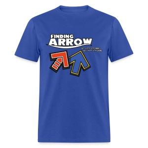 Finding Arrow   Men's - Men's T-Shirt
