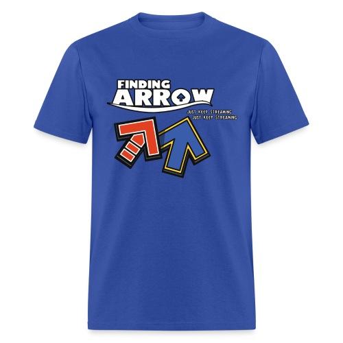 Finding Arrow | Men's - Men's T-Shirt