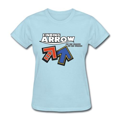 Finding Arrow | Women's - Women's T-Shirt