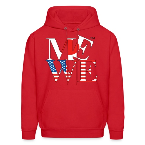 Me We Japanese Hoody  - Men's Hoodie