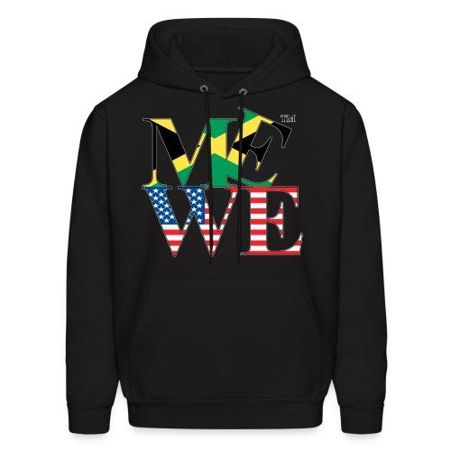 Me We Jamaican Hoody - Men's Hoodie