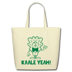 Kaale Yeah Tote - Eco-Friendly Cotton Tote