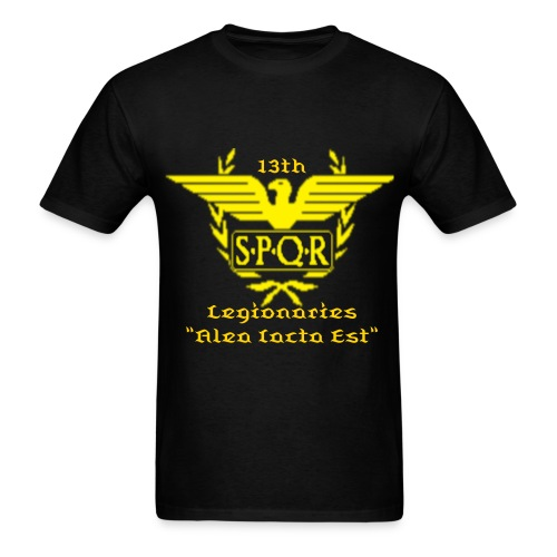 Yellow Main T-Shirt (Shirt Color, Text Color & Words are Changeable)  - Men's T-Shirt