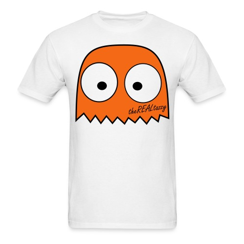 theREALtazzy Ghost T - Men's T-Shirt