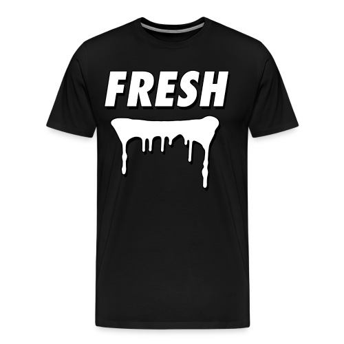 Ice Fresh Tee - Men's Premium T-Shirt