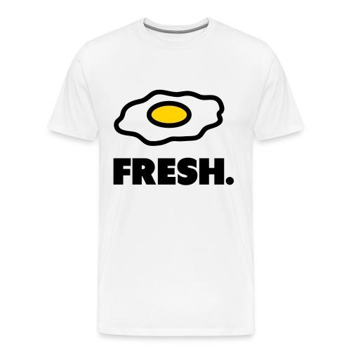 Fresh Eggs - Men's Premium T-Shirt
