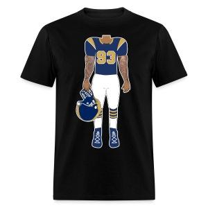 93 tats - Men's T-Shirt