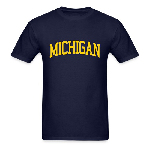 Michigan - Men's T-Shirt