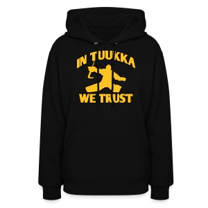 In Tuukka We Trust - Women's Hoodie