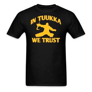 In Tuukka We Trust - Men's T-Shirt