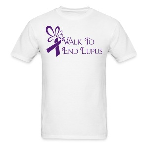 #EndLupus - Men's T-Shirt