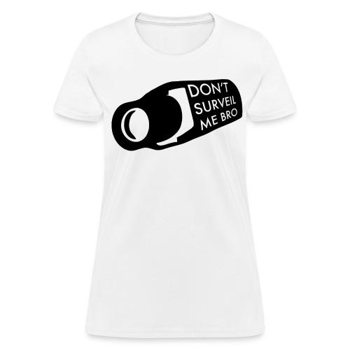 DSMB Camera Black (Women's) - Women's T-Shirt