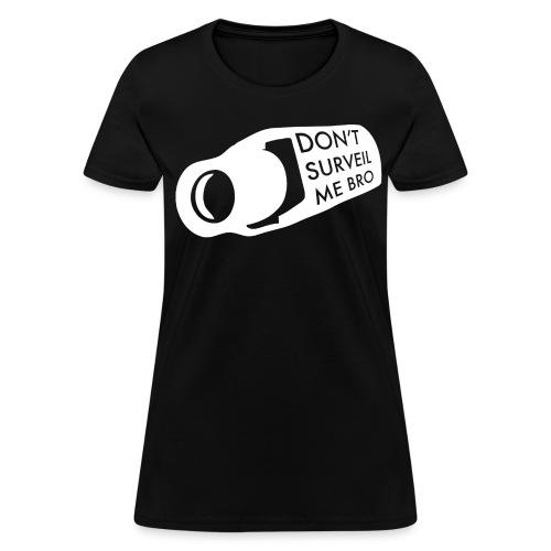 DSMB Camera White (Women's) - Women's T-Shirt