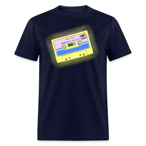 Mixtape Tee (Mens Design) - Men's T-Shirt