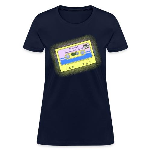 Mixtape Tee (Womens Design) - Women's T-Shirt