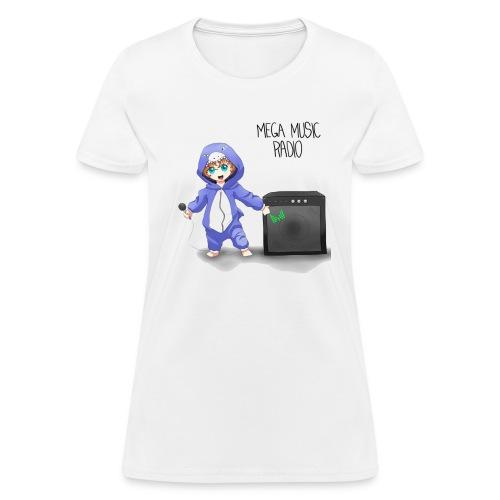 Shark One-sie (Womens Design) - Women's T-Shirt