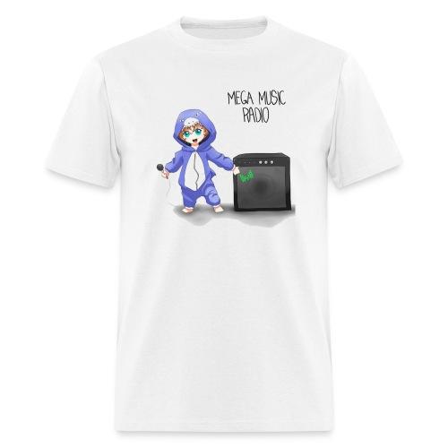 Shark One-sie (Mens Design) - Men's T-Shirt